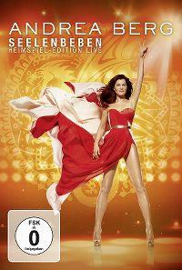 Cover Andrea Berg - Seelenbeben - Heimspiel-Edition Live [DVD]